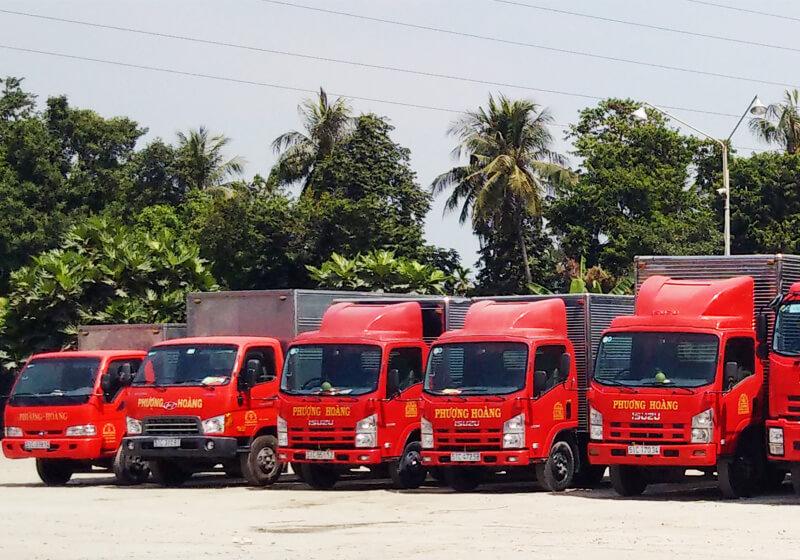 chành xe vận chuyển hàng hoá đi các tỉnh miền Tây 3