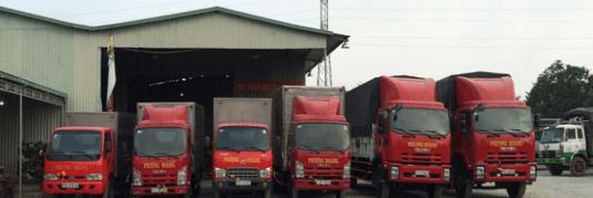 Cập Nhật Thị trường vận chuyển hàng hóa Bắc Nam