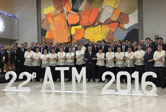 Việt Nam dự Hội nghị Bộ trưởng GTVT lần thứ 22 tại Philippines