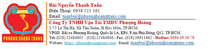 Vận tải hàng hóa đường bộ Nam - Trung - Bắc 3