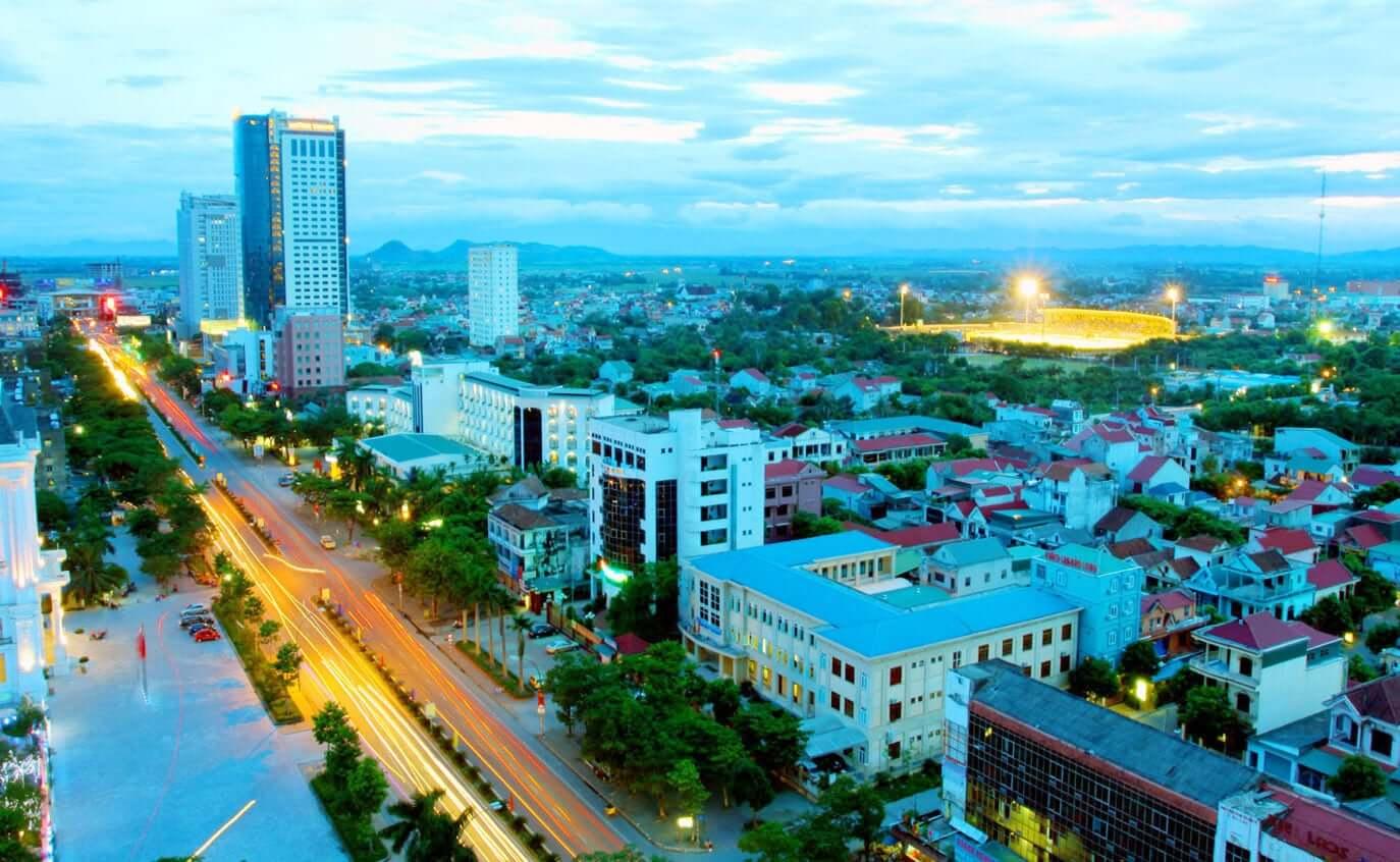 Chuyên vận chuyển hàng đi Nghệ An từ Sài Gòn