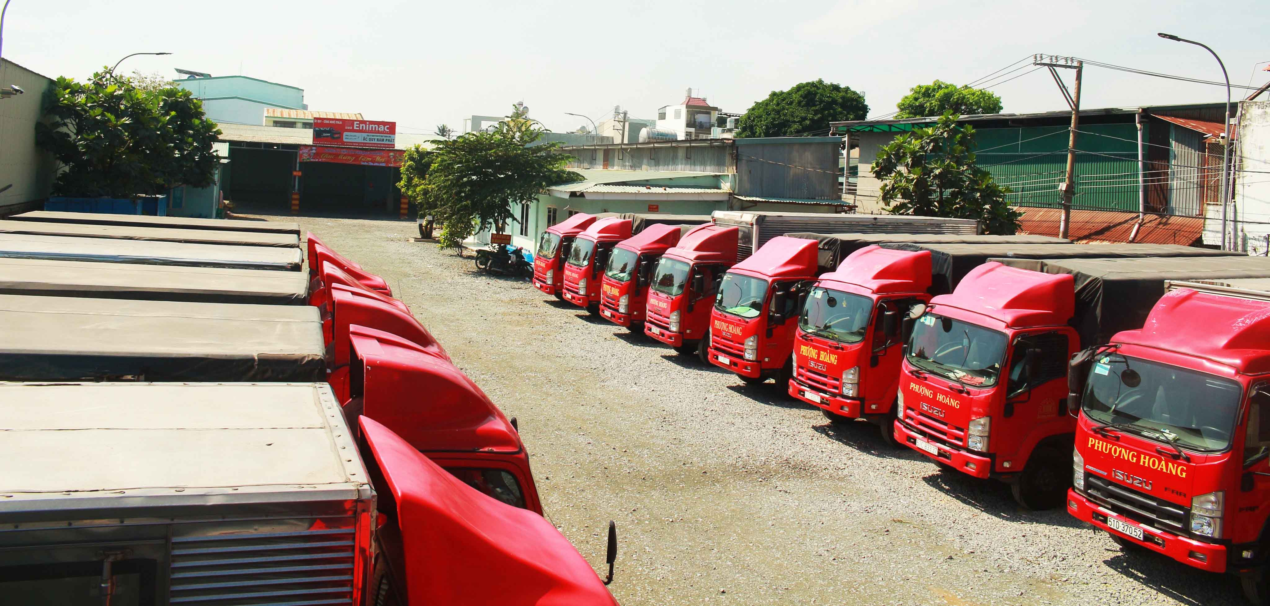 công ty vận tải hàng hóa tại hà nội