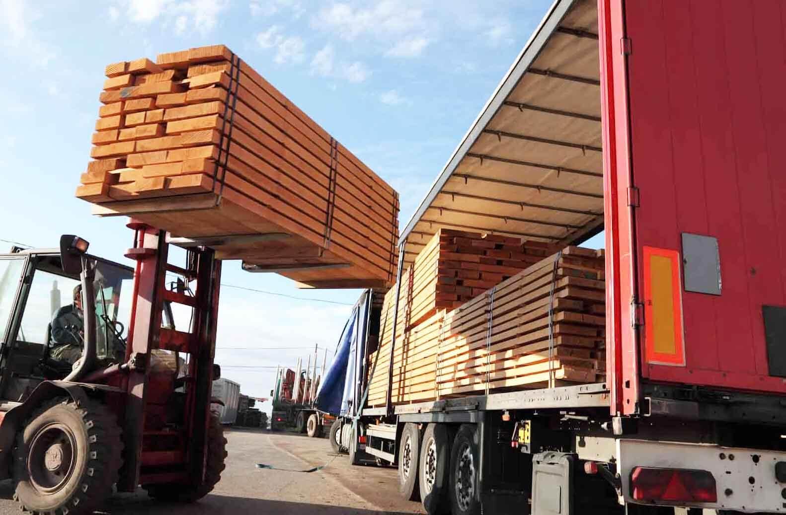 vận chuyển máy móc công nghiệp