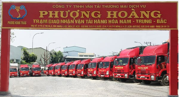 Vận chuyển hàng đi Quảng Ngãi 1