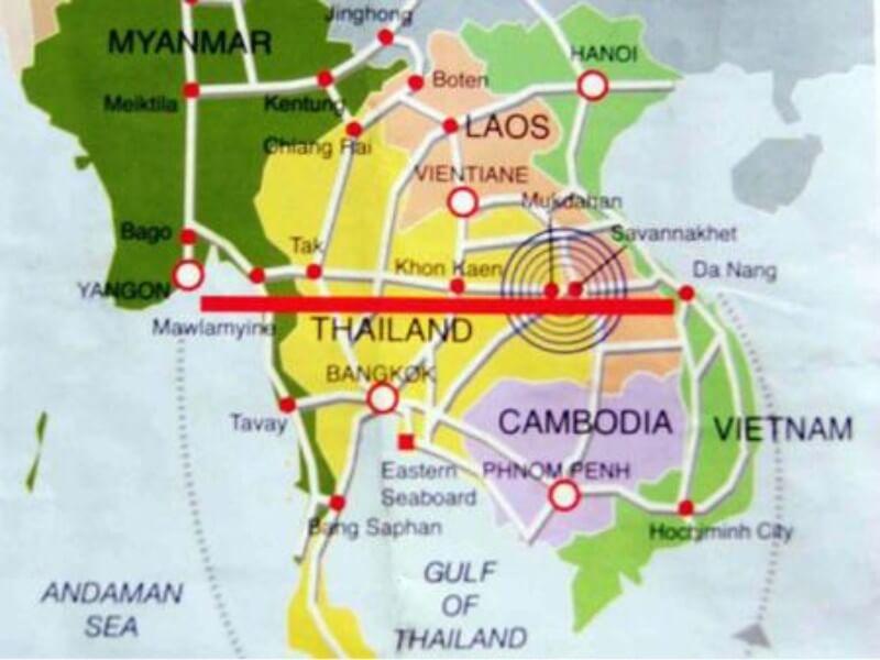 Hành lang kinh tế Đông Tây tạo tiềm năng phát triển ngành vận tải hàng hóa cho Đà Nẵng
