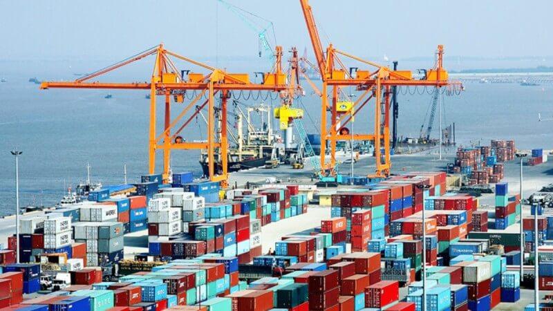 Cảng biển là một trong những lợi thế trong ngành vận tải hàng hóa của Đà Nẵng