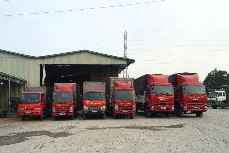 Dịch vụ vận chuyển gửi hàng đi Hà Nội của Phượng Hoàng