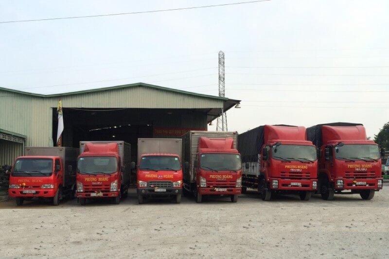 Dịch vụ vận chuyển hàng đi Đà Nẵng của công ty Phượng Hoàng