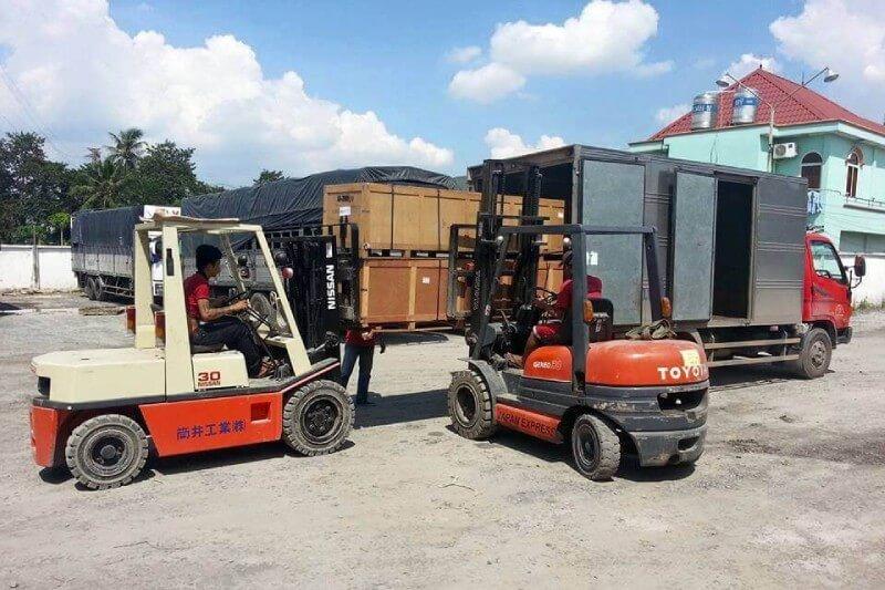 Dịch vụ vận chuyển hàng đi Hà Nội của công ty Phượng Hoàng