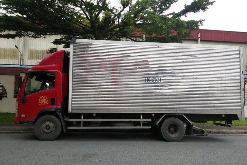 Thủ tục vận chuyển hàng hóa bằng đường bộ