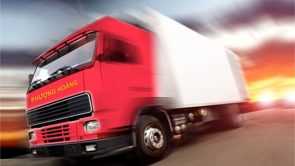 Dịch vụ vận chuyển hàng nhanh theo yêu cầu của Công ty Phượng Hoàng