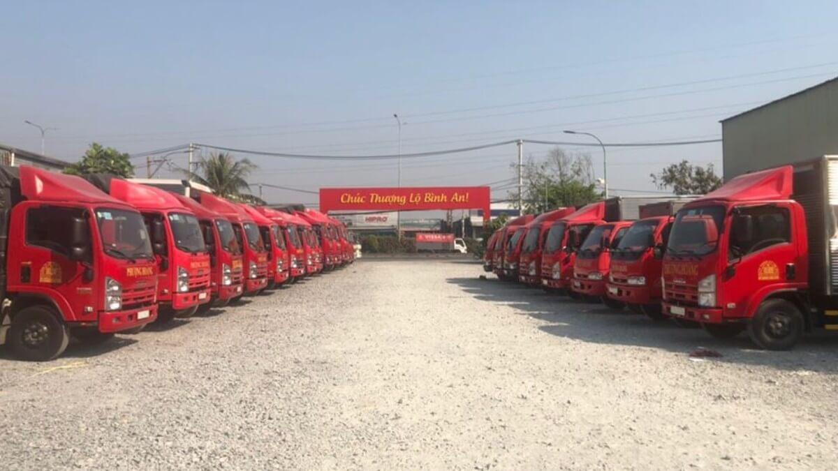 Phượng Hoàng là nhà vận chuyển hàng tiêu dùng đi Hà Nội uy tín