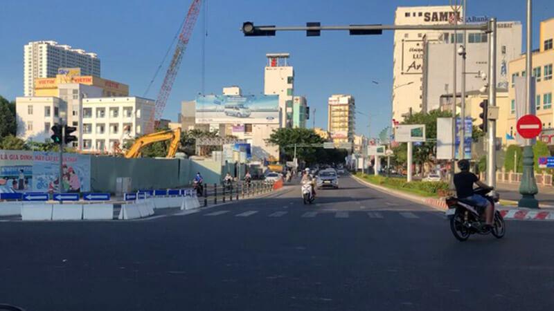 Giãn cách xã hội có ảnh hưởng đến hoạt động vận tải hàng hóa của Đà Nẵng