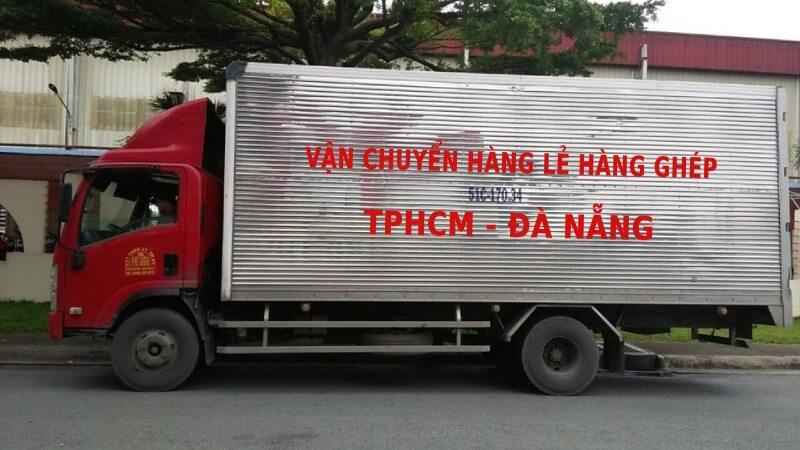 Vận chuyển hàng lẻ hàng ghép đi Đà Nẵng