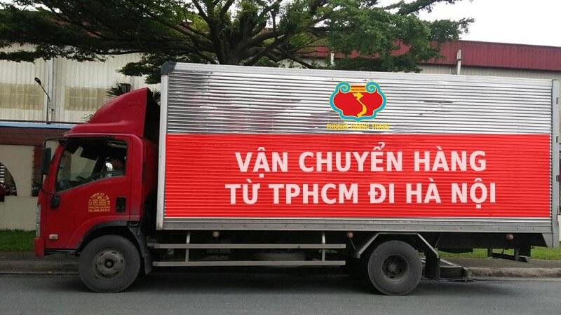 Vận chuyển hàng từ TPHCM đi Hà Nội