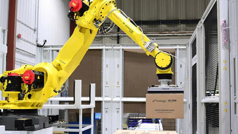 Ứng dụng công nghệ hiện đại vào quy trình bốc xếp hàng hóa để nâng cao hiệu suất