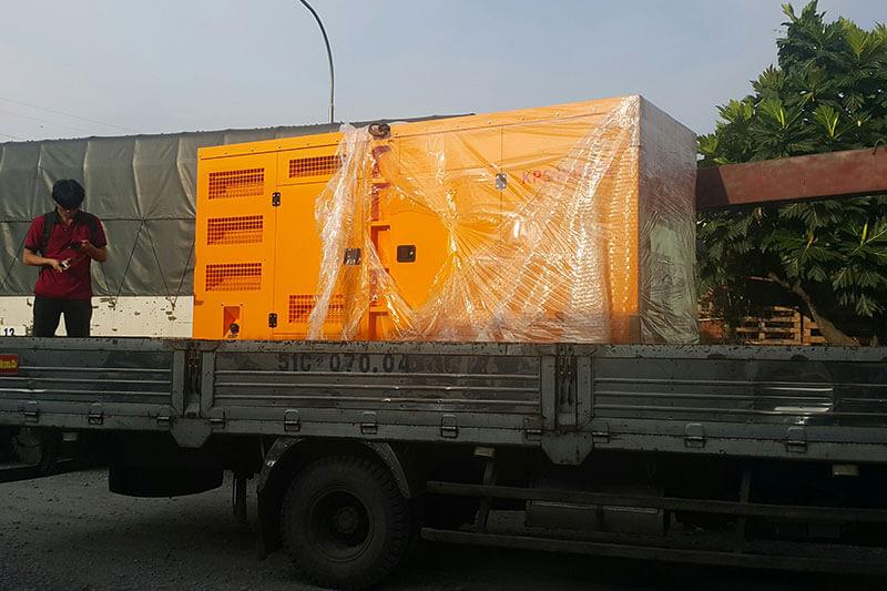 Vận chuyển hàng ghép từ TPHCM đi các tỉnh phía Bắc