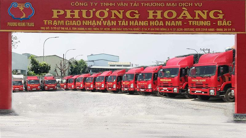 Công ty TNHH Vận Tải TMDV Phượng Hoàng