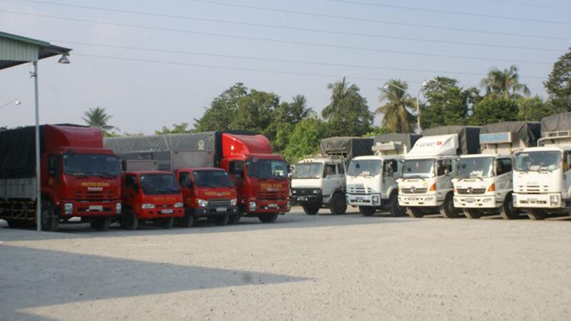 Lựa chọn đối tác vận tải có quy mô và năng lực phù hợp với nhu cầu vận chuyển