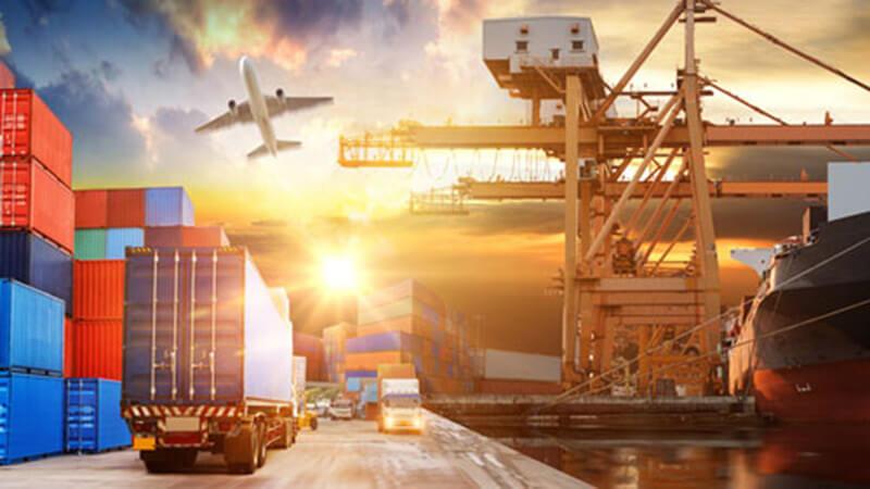 Hoạt động vận tải hàng hóa tháng 8 năm 2020