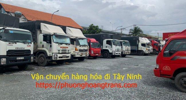vận chuyển hàng đi tây ninh