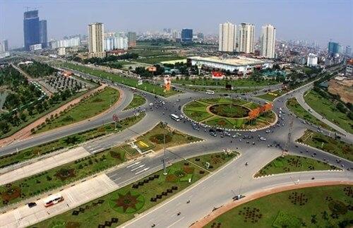 giao thông tại Phú Thọ