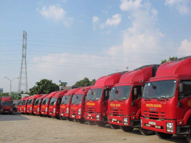 xe tải phượng hoàng