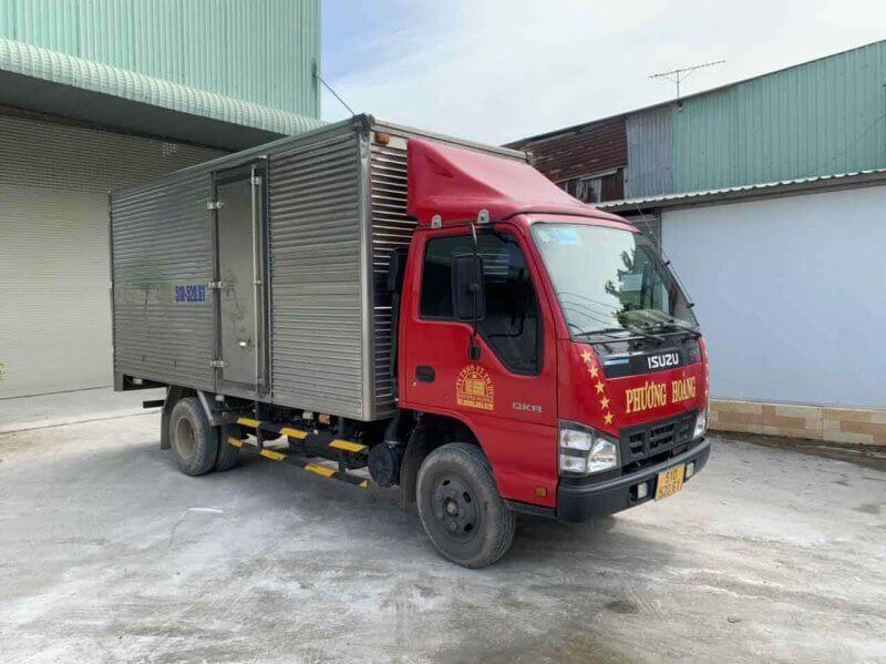 thuê xe tải chở hàng đà nẵng