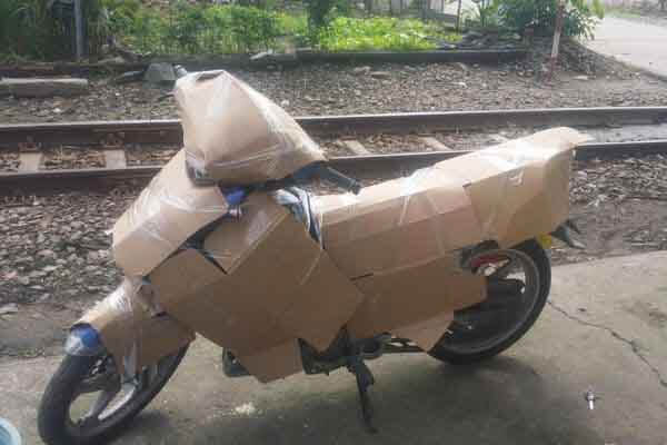 vận chuyển xe máy từ sài gòn đi đà nẵng