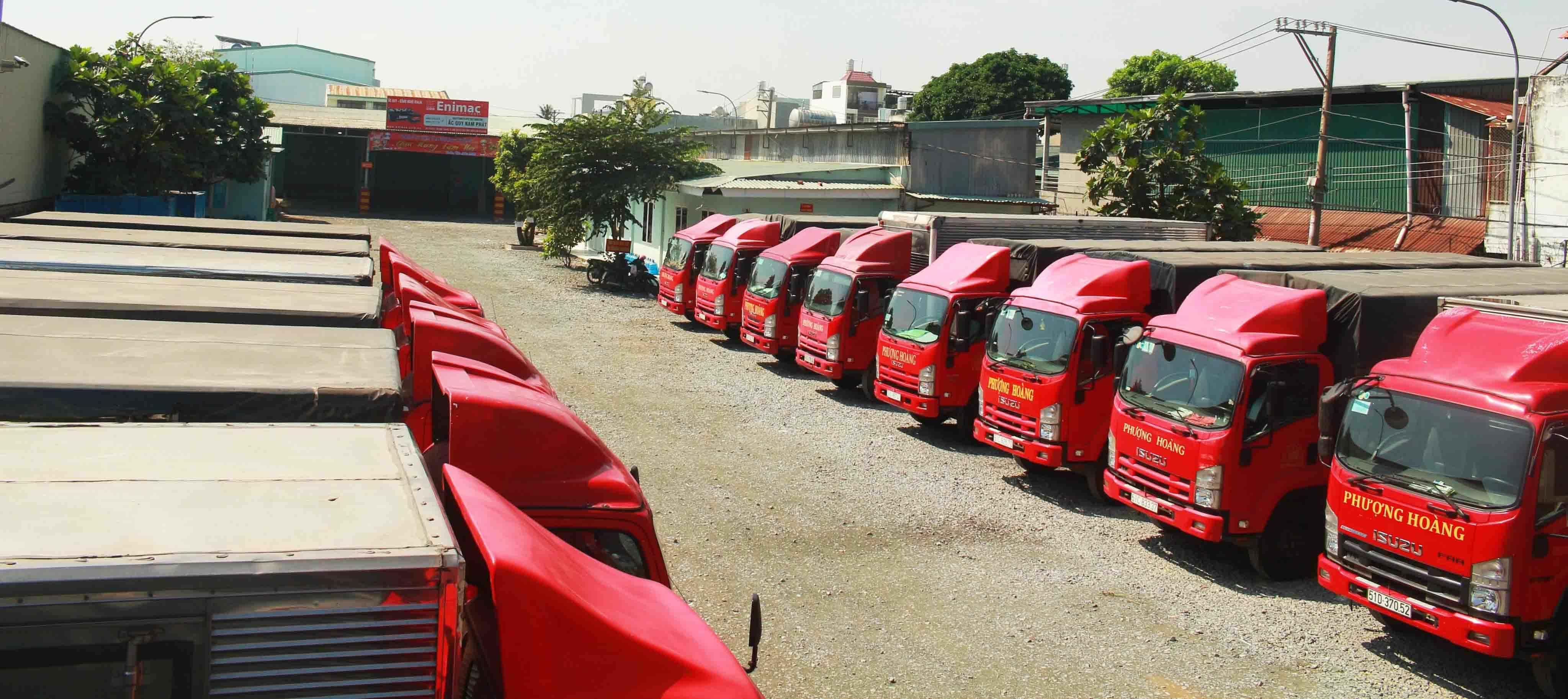 xe tải chở hàng sài gòn đi hưng yên